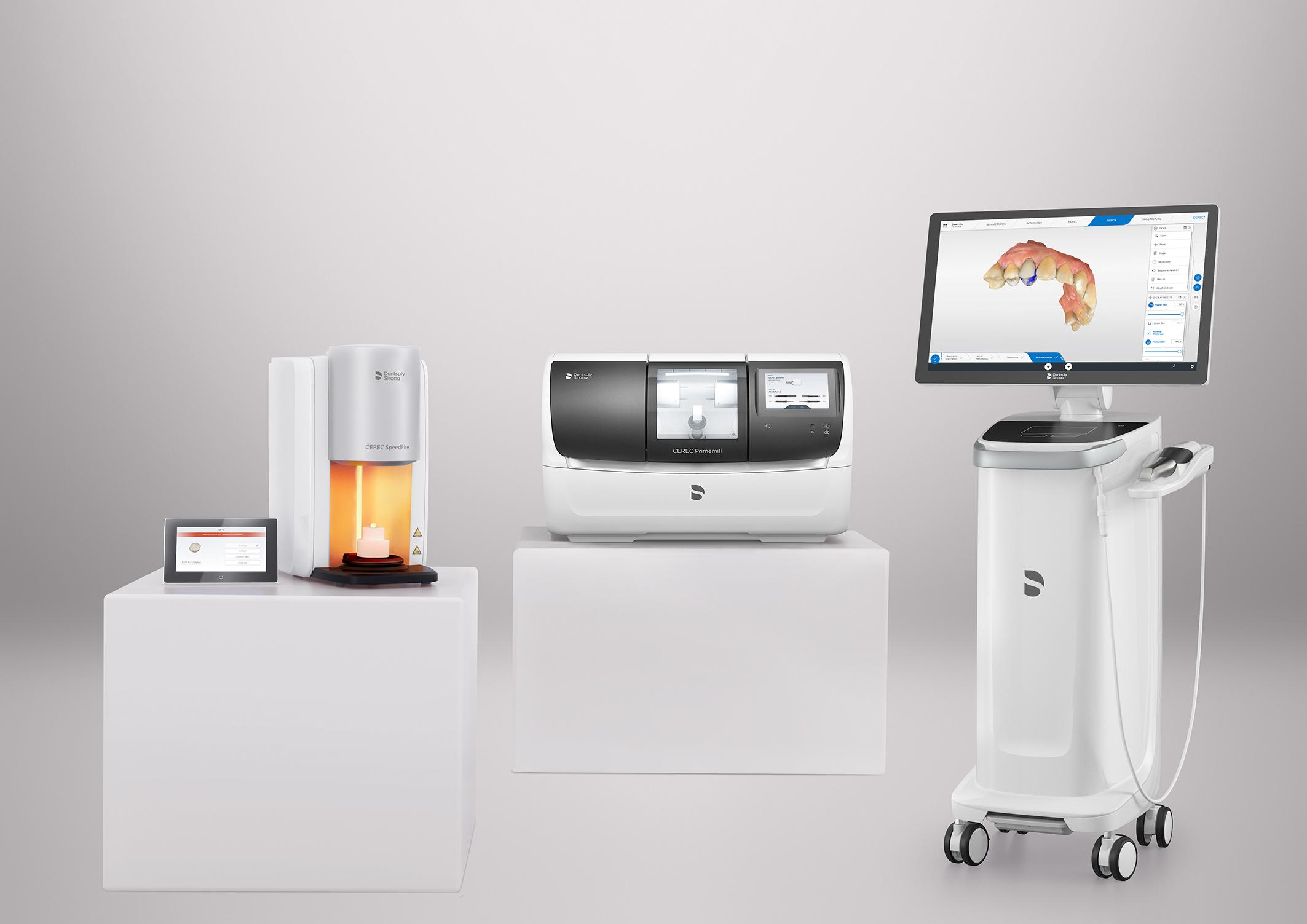 Die Zukunft hat begonnen! Das Cerec-System der neuesten Generation. Modernste präzise Technologie bei uns in der Praxis.